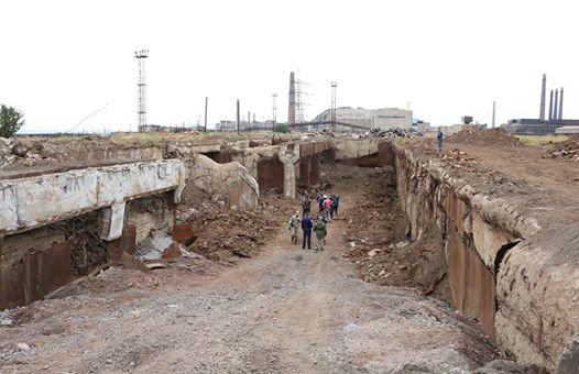 """В Мариуполе на территории """"Азовстали"""" нашли авиационные бомбы(ФОТО), фото-1"""