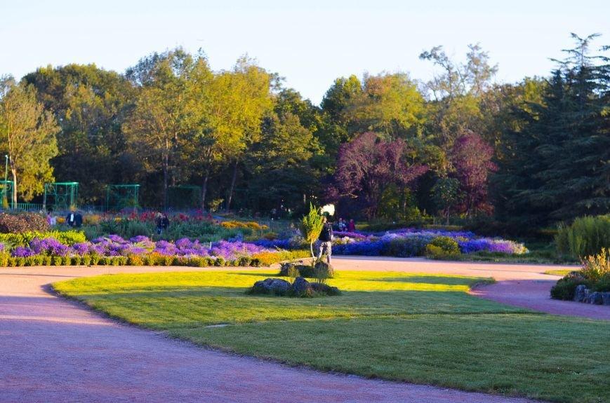 Осенний ботанический сад им. Н.В. Багрова (ФОТО), фото-4