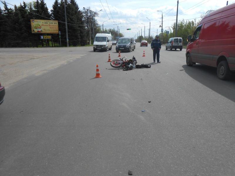 Краматорские полицейские нашли водителя грузовика, который сбил мотоциклиста и скрылся (ФОТО), фото-4
