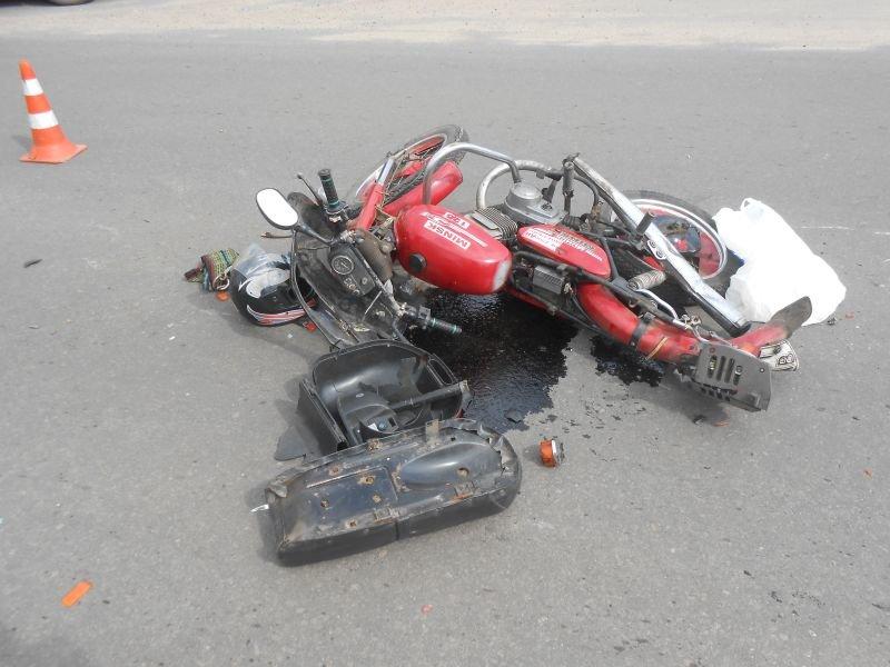Краматорские полицейские нашли водителя грузовика, который сбил мотоциклиста и скрылся (ФОТО), фото-3