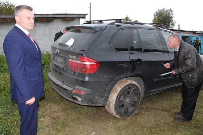 Витебского бизнесмена закололи штык-ножом, а труп бросили в кустах под Шумилино, фото-3