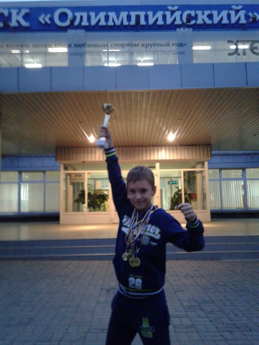 Новогродовские спортсмены привезли награды с Открытого кубка Донецкой области по кикбоксингу, фото-4