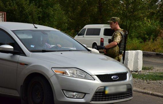 Прифронтовую Донетчину усилят блокпостами Нацполиции, фото-2