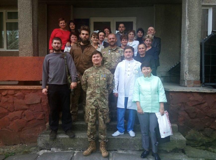 У Франківську для лікарів бійці АТО провели лекцію з ТакМед (ФОТО), фото-9