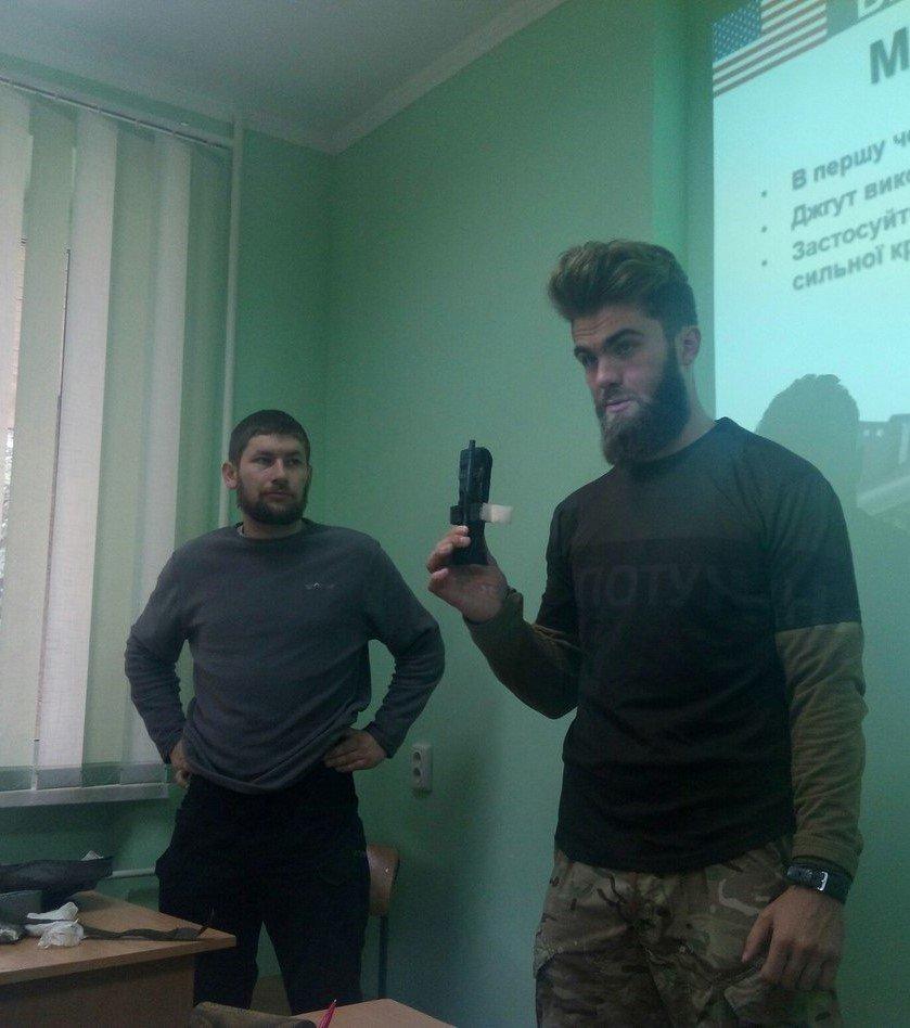 У Франківську для лікарів бійці АТО провели лекцію з ТакМед (ФОТО), фото-2