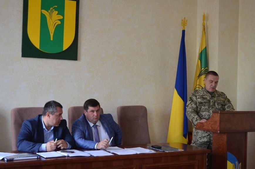 Відбулася колегія з сільськими головами Новоград-Волинського району, фото-1