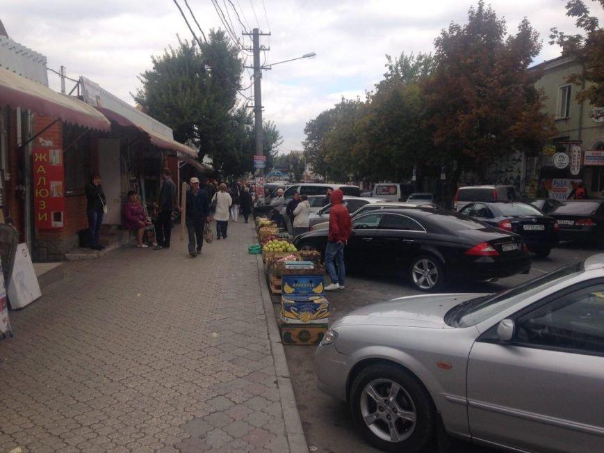 """Стихийный рынок """"под прикрытием"""" (ФОТОФАКТ), фото-2"""