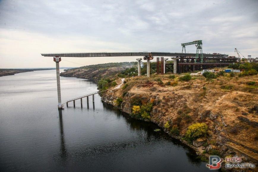 Как в Запорожье строят мосты (ФОТО), фото-7