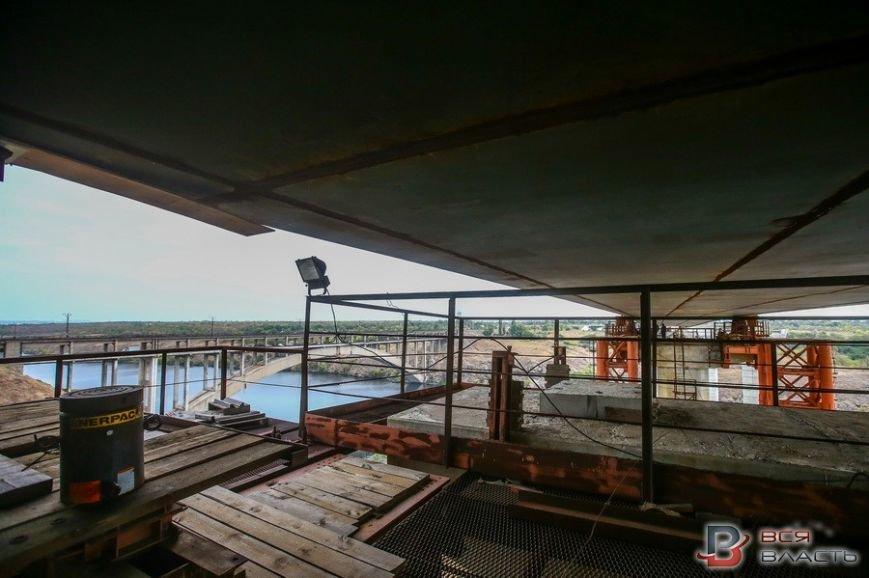 Как в Запорожье строят мосты (ФОТО), фото-3