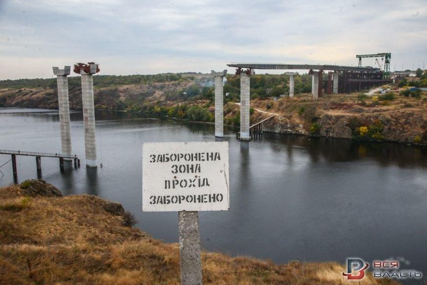 Как в Запорожье строят мосты (ФОТО), фото-8