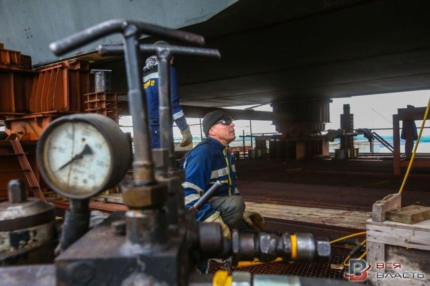 Как в Запорожье строят мосты (ФОТО), фото-5