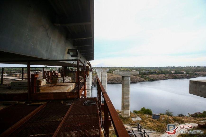 Как в Запорожье строят мосты (ФОТО), фото-2