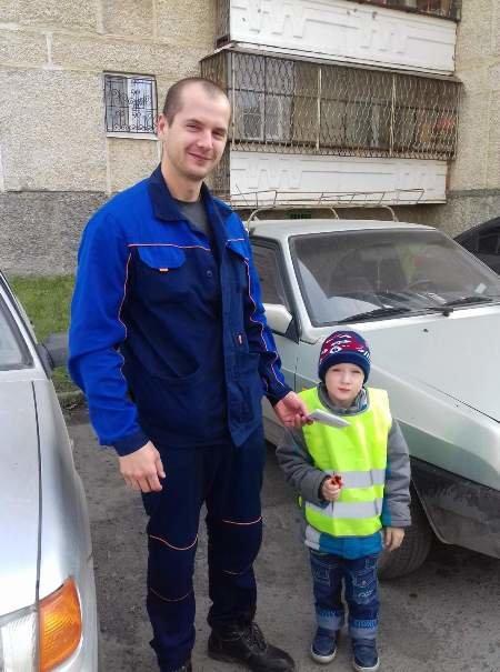 В Полевском продолжается акция «Дорога – символ жизни», фото-3