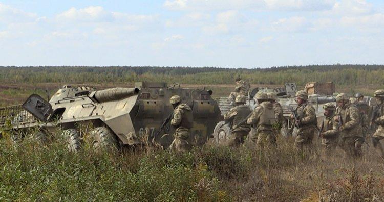 На полігоні під Житомиром стартували масштабні навчання воїнів-резервістів. ФОТО, фото-1
