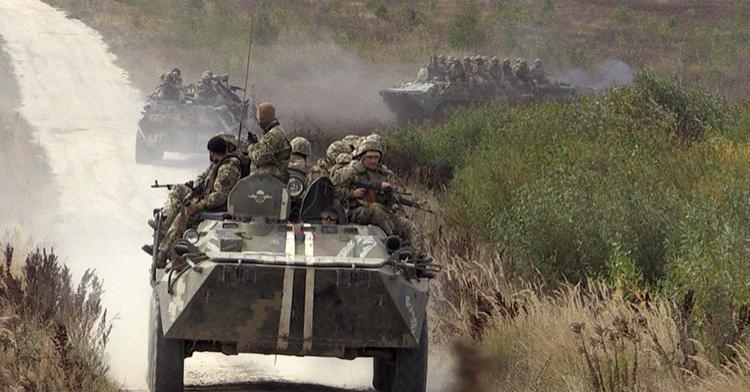На полігоні під Житомиром стартували масштабні навчання воїнів-резервістів. ФОТО, фото-3