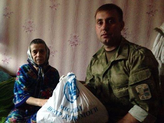 Группа военно-гражданского сотрудничества спешит на помощь жителям Авдеевки и Опытного (ФОТО), фото-4