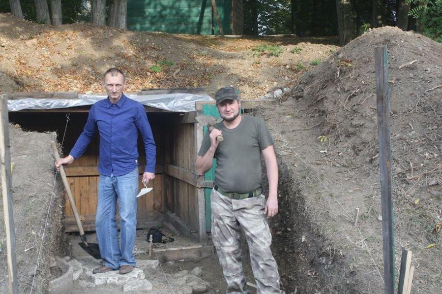 Калушани проводять розкопки середньовічного замку, фото-1