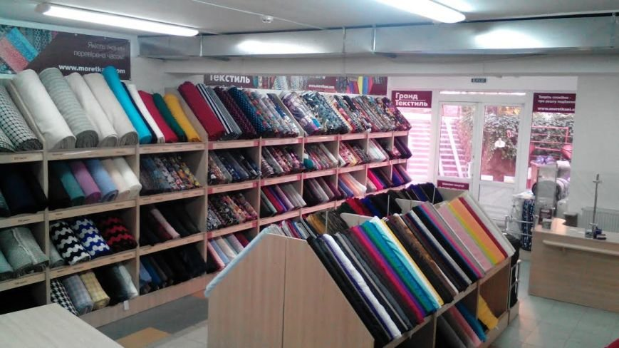 """У Львові відкрили магазин """"Гранд текстиль"""", де можна купити якісну тканину за низькими цінами (ФОТО), фото-2"""