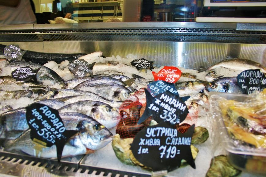 Рыбный ресторан-магазин «Моремания»: сплетение двух стихий, фото-4