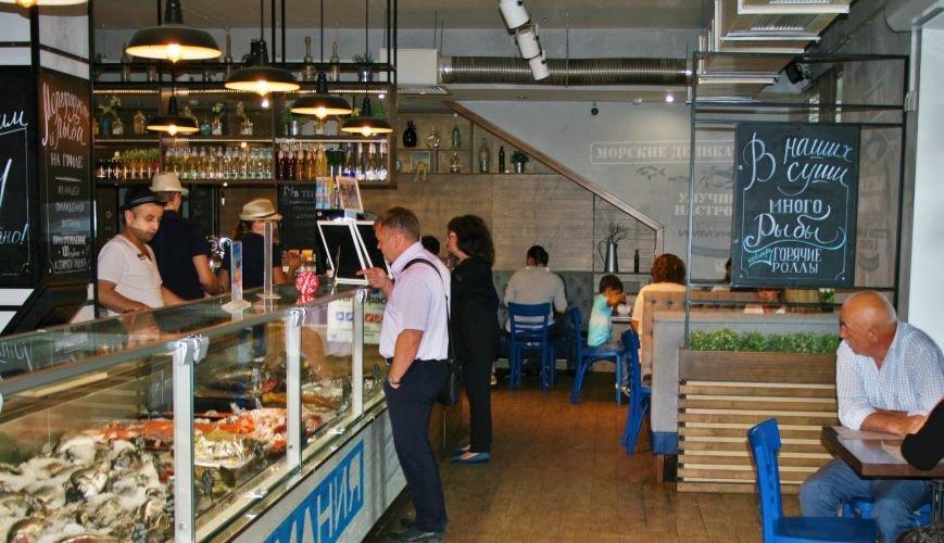 Рыбный ресторан-магазин «Моремания»: сплетение двух стихий, фото-2