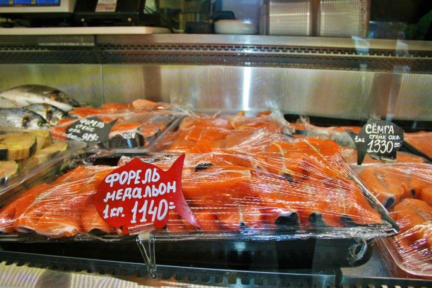 Рыбный ресторан-магазин «Моремания»: сплетение двух стихий, фото-3