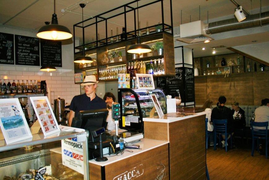 Рыбный ресторан-магазин «Моремания»: сплетение двух стихий, фото-8