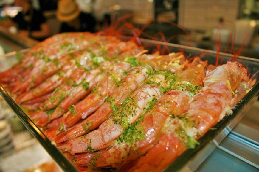 Рыбный ресторан-магазин «Моремания»: сплетение двух стихий, фото-7
