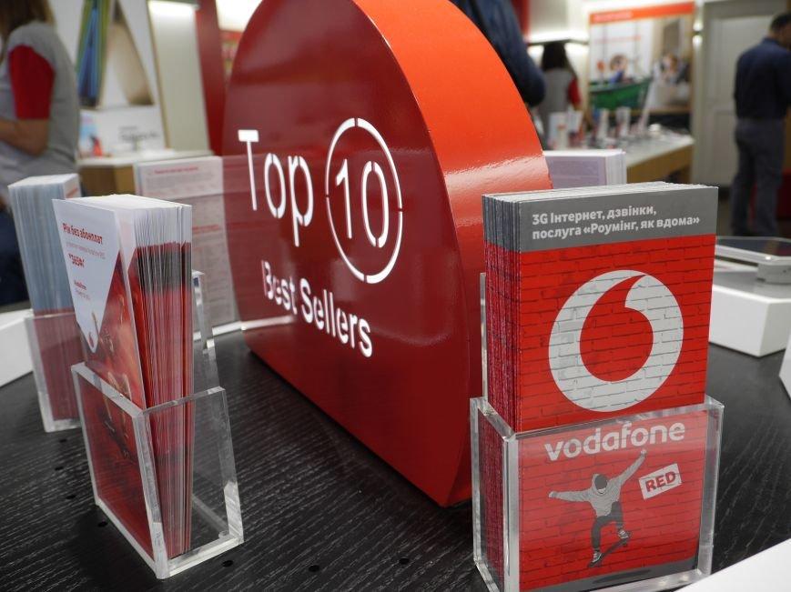 У Тернополі відкрили магазин Vodafone (фоторепортаж), фото-12