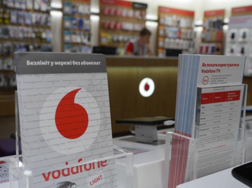У Тернополі відкрили магазин Vodafone (фоторепортаж), фото-7