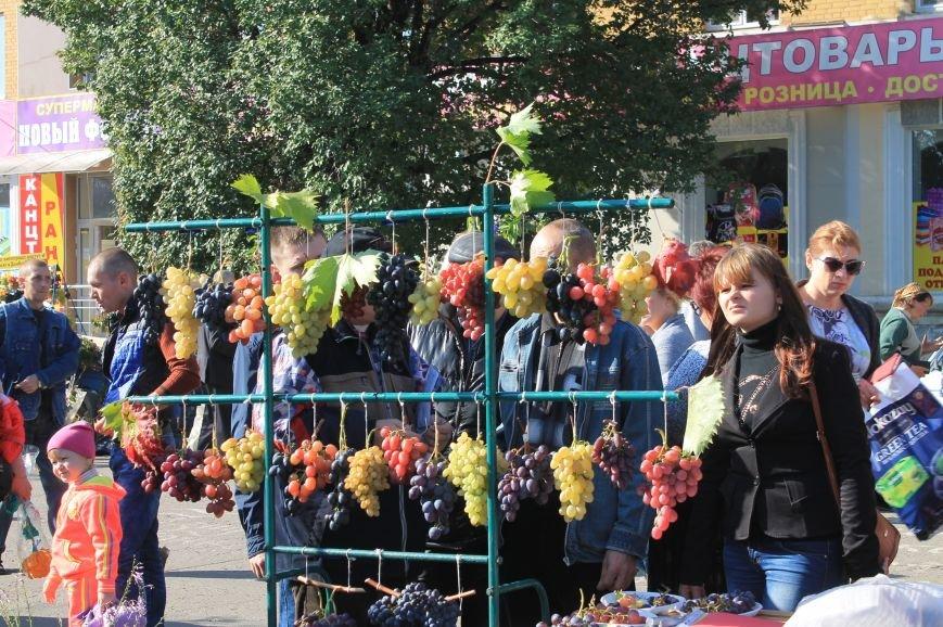В Бахмуте открылась ярмарка (ФОТО), фото-7