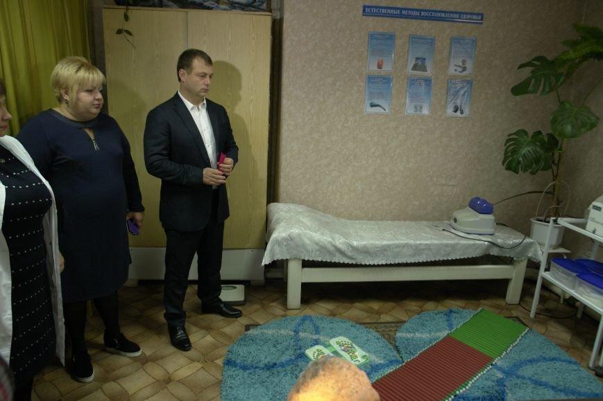 В Покровске (Красноармейске) пенсионерам подарили тренажерный зал, фото-6