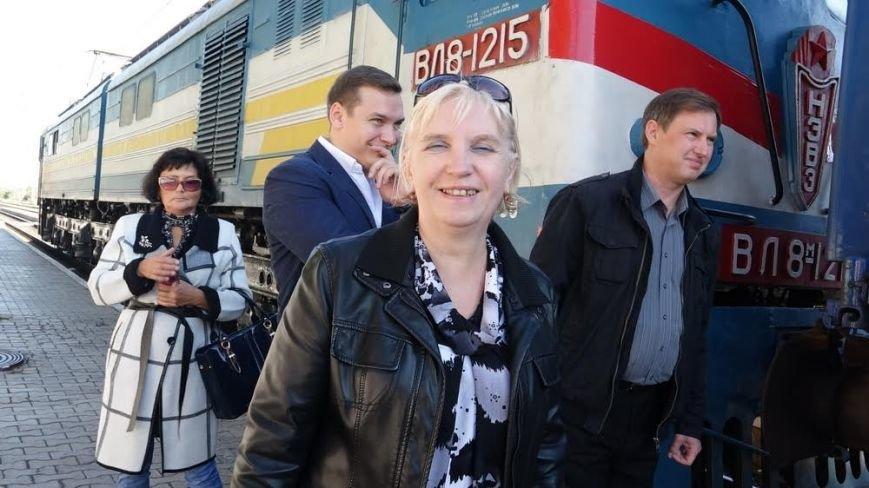Мариупольские лицеисты-сварщики отправились на стажировку в Польшу(ФОТО), фото-9
