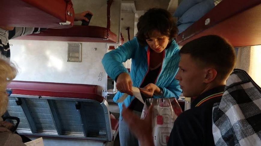 Мариупольские лицеисты-сварщики отправились на стажировку в Польшу(ФОТО), фото-11