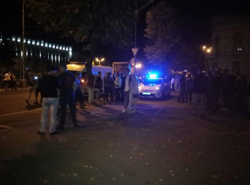 Погоня в городе: в Кременчуге несколько патрульных экипажей ловили Hummer с киевскими номерами (ВИДЕО, ФОТО), фото-1