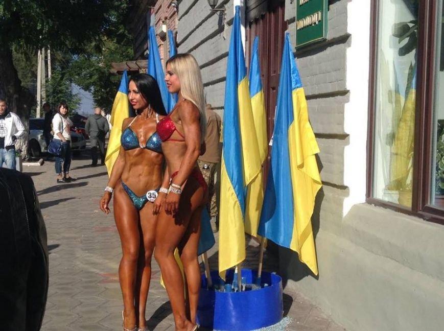 В Мариуполе прошел городской чемпионат по бодибилдингу и фитнесу(ФОТО, ВИДЕО), фото-1