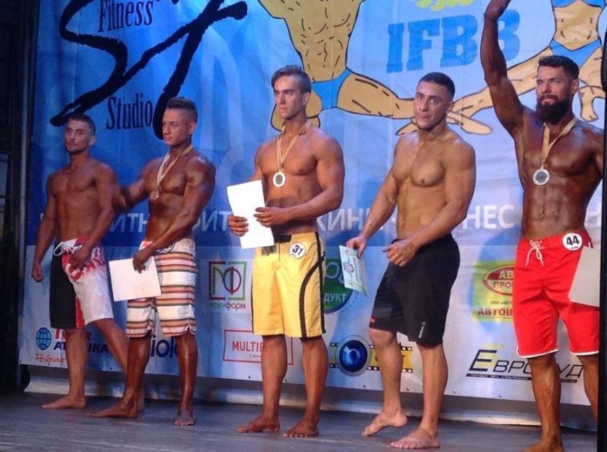 В Мариуполе прошел городской чемпионат по бодибилдингу и фитнесу(ФОТО, ВИДЕО), фото-13