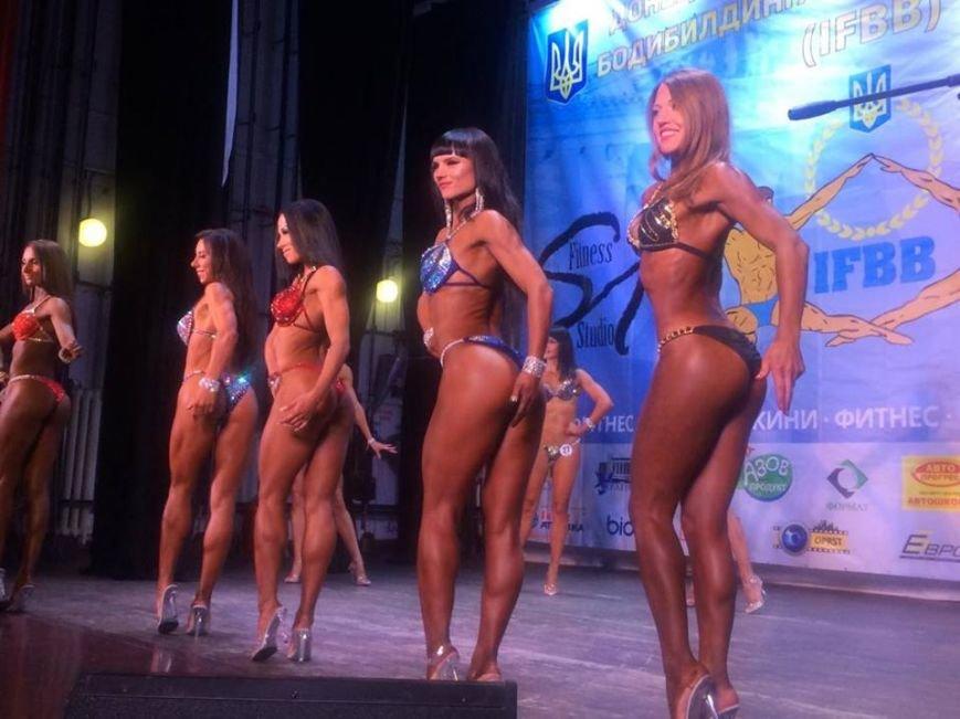 В Мариуполе прошел городской чемпионат по бодибилдингу и фитнесу(ФОТО, ВИДЕО), фото-4