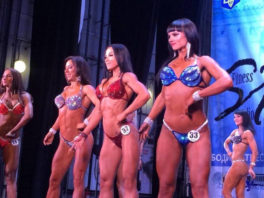 В Мариуполе прошел городской чемпионат по бодибилдингу и фитнесу(ФОТО, ВИДЕО), фото-5