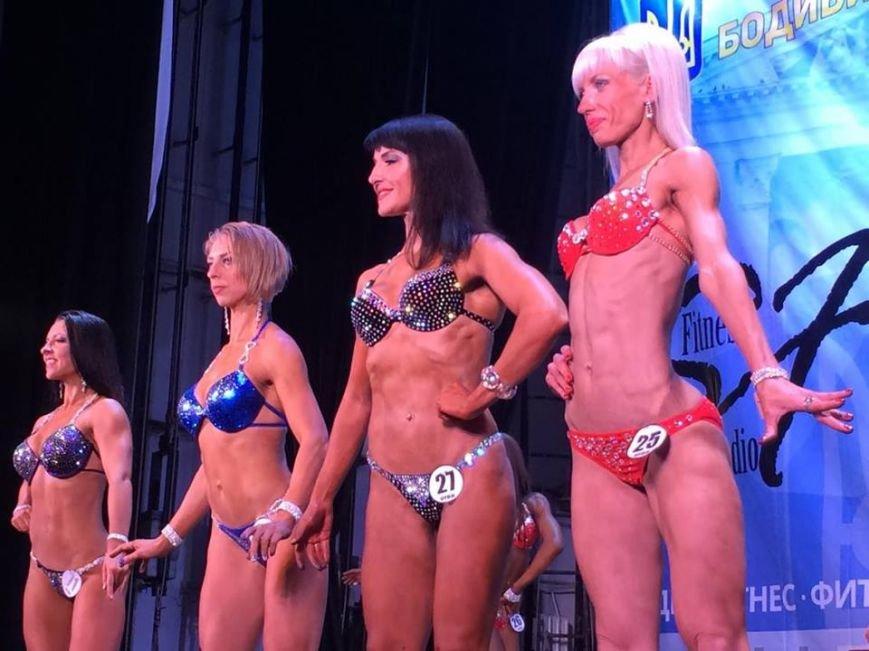 В Мариуполе прошел городской чемпионат по бодибилдингу и фитнесу(ФОТО, ВИДЕО), фото-9