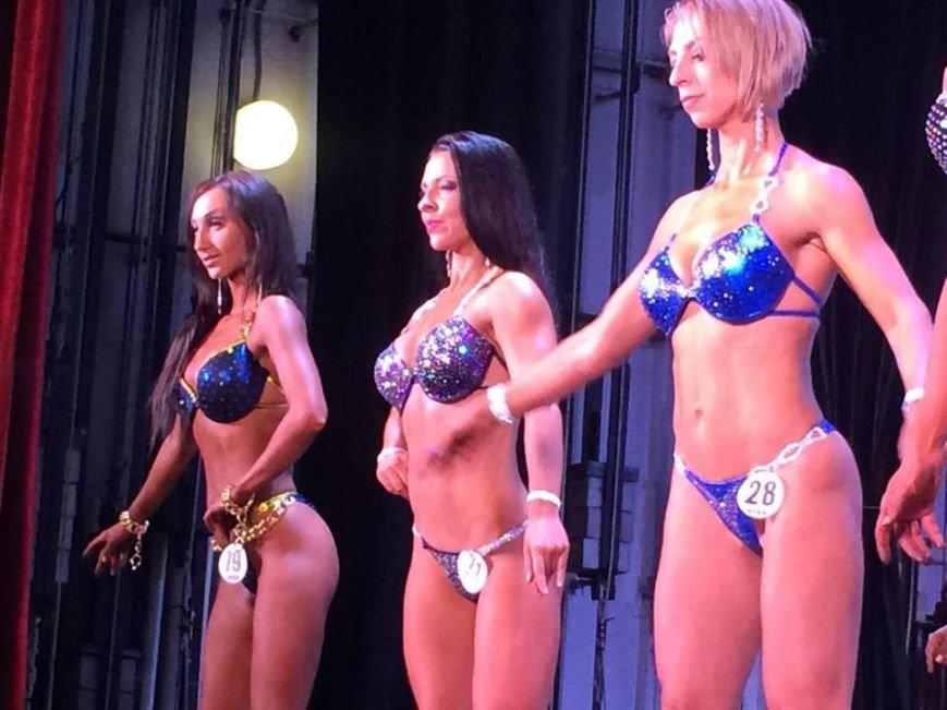 В Мариуполе прошел городской чемпионат по бодибилдингу и фитнесу(ФОТО, ВИДЕО), фото-14