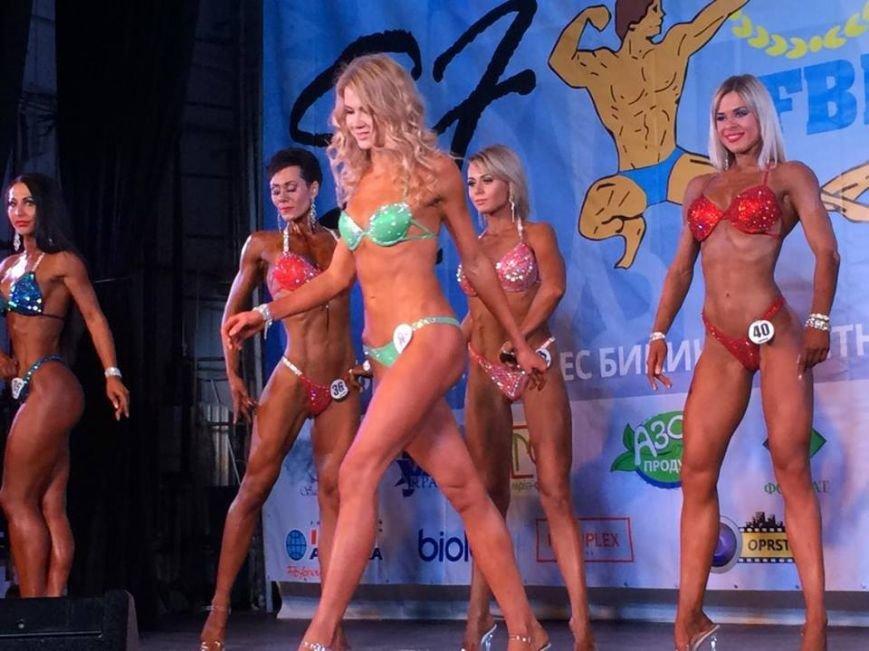 В Мариуполе прошел городской чемпионат по бодибилдингу и фитнесу(ФОТО, ВИДЕО), фото-6