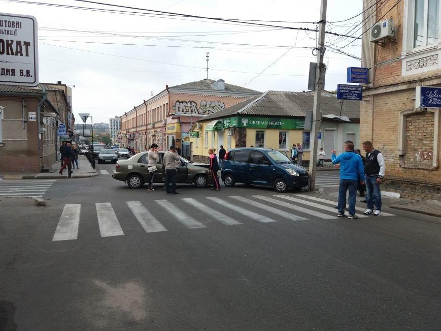 В Кропивницком в ДТП травмировалась женщина. ФОТО, фото-1
