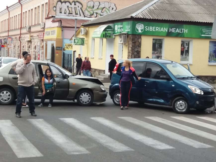 В Кропивницком в ДТП травмировалась женщина. ФОТО, фото-2