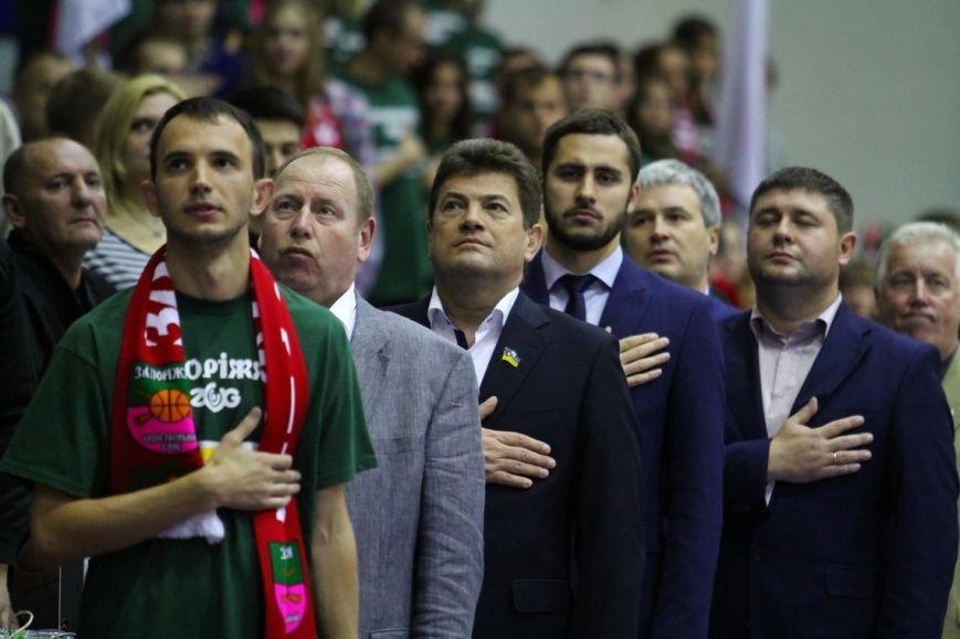 Заголовок: БК «ЗАПОРОЖЬЕ-ZOG» побеждает ОБК «БИПА» в зрелищном матче открытия сезона, фото-3