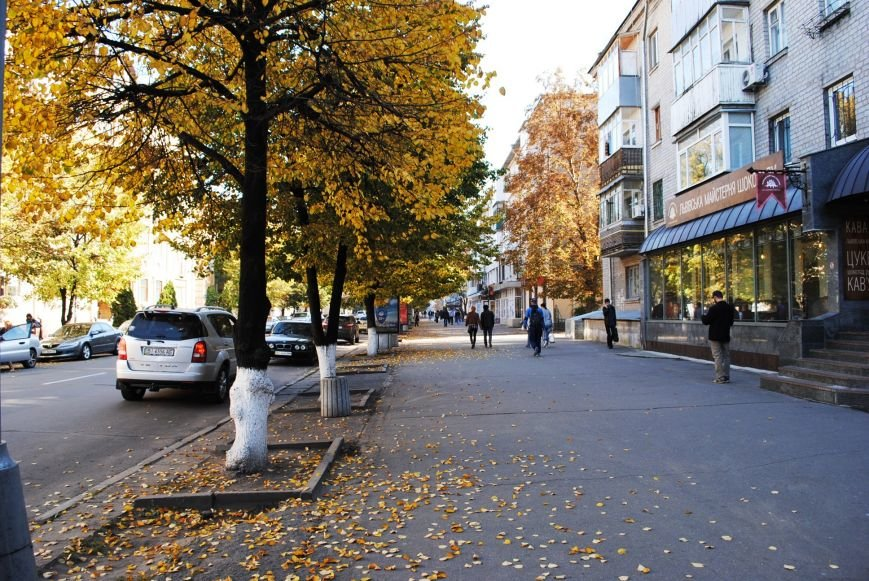 Бабье лето в Кременчуге продолжается (ФОТО), фото-1