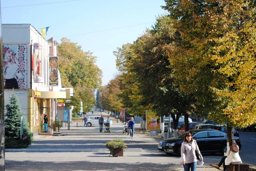 Бабье лето в Кременчуге продолжается (ФОТО), фото-7