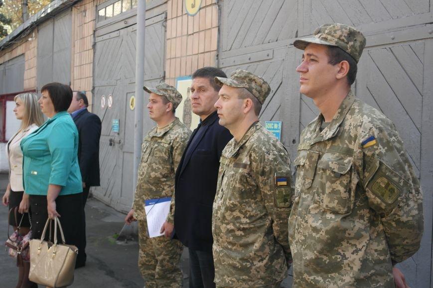 Призывники Покровска (Красноармейска) отправились на защиту Родины, фото-1