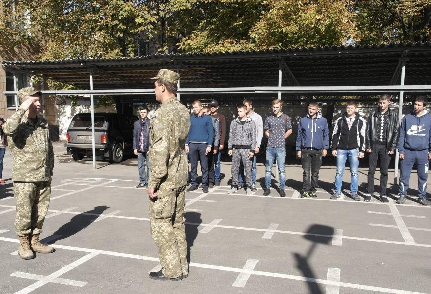 Призывники Покровска (Красноармейска) отправились на защиту Родины, фото-3