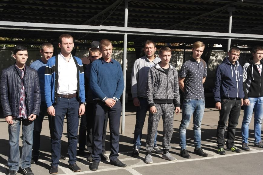 Призывники Покровска (Красноармейска) отправились на защиту Родины, фото-2