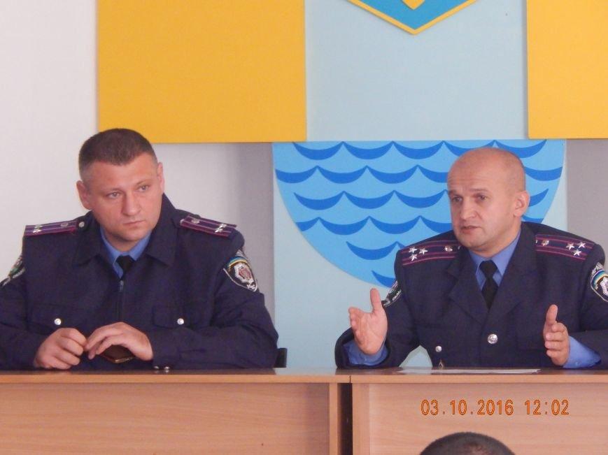 В Днепровском отделении полиции Каменского сменился начальник, фото-2